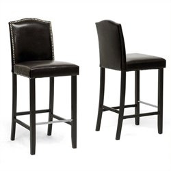 MER-992 Faux Leather Bar Stool 4
