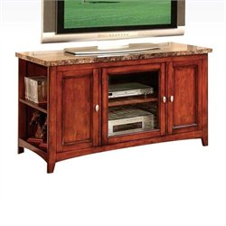 Bowery Hill TV Stand in Cherry