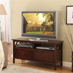 Bowery Hill TV Stand in Antique Tobacco