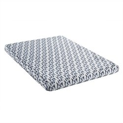Bowery Hill CertiPUR-US Full Memory Foam Army Print Mattress