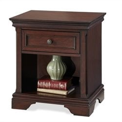 Bowery Hill Nightstand in Rich Cherry