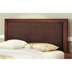 Bowery Hill King Panel Headboard in Brown