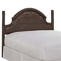 MER-1185 Bowery Hill Panel Headboard in Mahagony