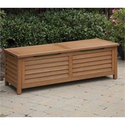 Bowery Hill Patio Deck Box in Eucalyptus