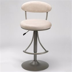 MER-1184 Adjustable Swivel Bar Stool