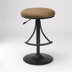 MER-1184 Backless Adjustable Swivel Bar Stool