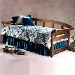 MER-1184 Wood Daybed in Dark Pine
