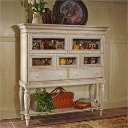 Bowery Hill Sideboard in White
