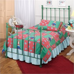 MER-1184 Twin Metal Bed