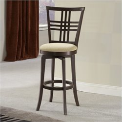 MER-1184 Swivel Bar Stool in Espresso 1