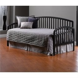 MER-1184 Wood Daybed in Black