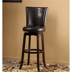 MER-1184 Swivel Bar Stool in Espresso