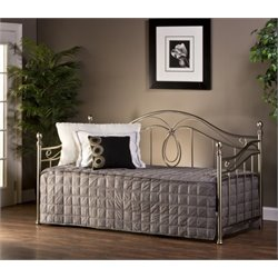 Bowery Hill Daybed in Antique Pewter