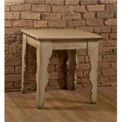 MER-1184 Square End Table 1