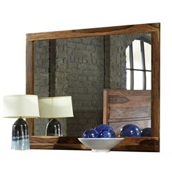 Bowery Hill Mirror in Natural