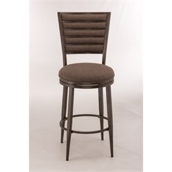 MER-1184 Swivel Bar Stool in Gray