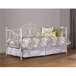 MER-1184 Hayward Daybed in Textured White