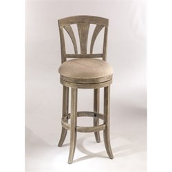 MER-1184 Swivel Bar Stool in Gray 1