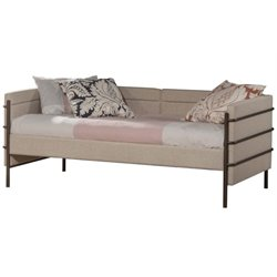 Bowery Hill Twin Daybed in Brown