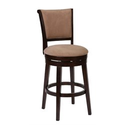 MER-1184 Swivel Bar Stool in Autumn Wood