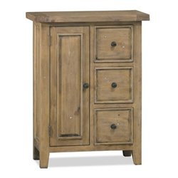 Bowery Hill Storage Cabinet in Fruitwood