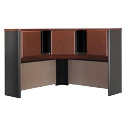 Bowery Hill Corner Hutch in Hansen Cherry