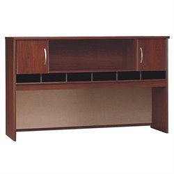 Bowery Hill 2 Door Hutch in Hansen Cherry