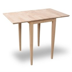 Bowery Hill Extendable Casual Dining Table
