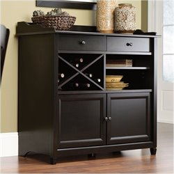 Bowery Hill Sideboard in Estate Black