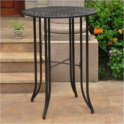MER-1176 Round Patio Pub Table
