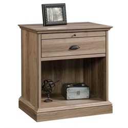 Bowery Hill Nightstand in Salt Oak