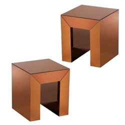 MER-1176 2 Piece Accent Table Set