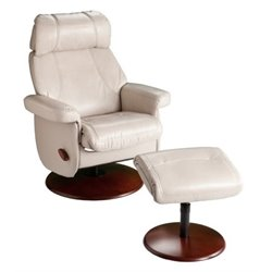 MER-1176 Recliner with Ottoman