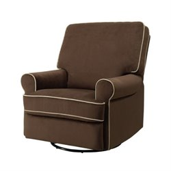 MER-1176 Fabric Swivel Glider Recliner