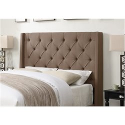 MER-1176 Upholstered Queen Headboard