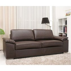 MER-1176 Leather Sofa