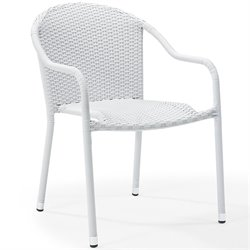 MER-1176 Wicker Patio Chair