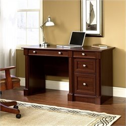 Bowery Hill Computer Desk in Cherry