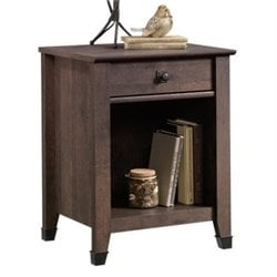 Bowery Hill Nightstand in Coffee Oak