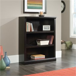 MER-1176 Bookcase in Estate Black
