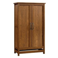 Bowery Hill Wardrobe in Milled Cherry