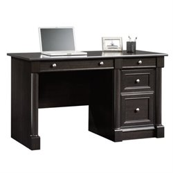 Bowery Hill Computer Desk in Wind Oak