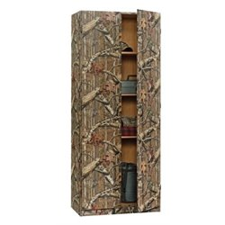 Bowery Hill Storage Cabinet in Mossy Oak