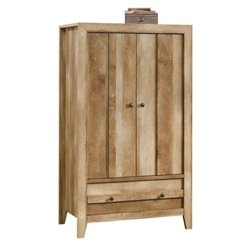 Bowery Hill Armoire in Craftsman Oak