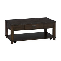 Bowery Hill Coffee Table in Brown