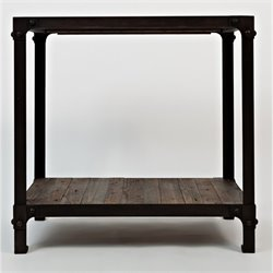 MER-1374 Bowery Hill End Table in Pine