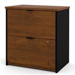 Pemberly Row 2 Drawer Lateral Wood File Cabinet