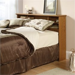 Pemberly Row Queen Bookcase Headboard