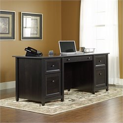 Pemberly Row Executive Desk (D)
