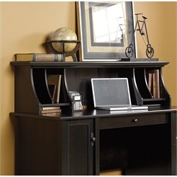 Pemberly Row Hutch in Estate Black